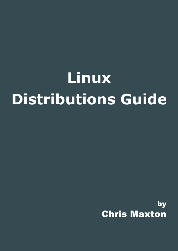 Linux Distributions Guide